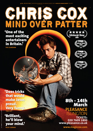Mind Over Patter poster